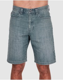 Billabong - Fifty Denim Shorts