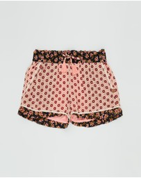 Scotch R'belle - Mixed Print Shorts - Teens