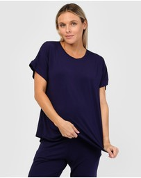 Sleepy Dee - Maternity Luna Top