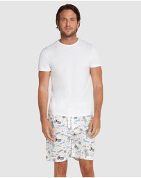 Sant And Abel - Palm Springs Sleep Shorts