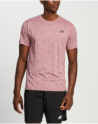 New Balance - Core Heathered Tee