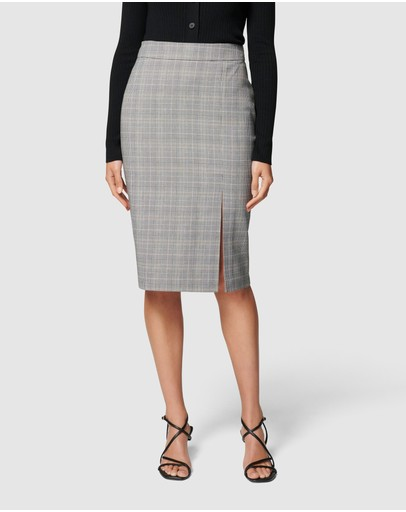 Forever New - Kylie Split Midi Skirt