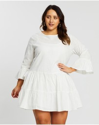Atmos&Here Curvy - Zoella Smock Dress