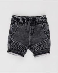 Cotton On Baby - Carter Moto Shorts - Babies
