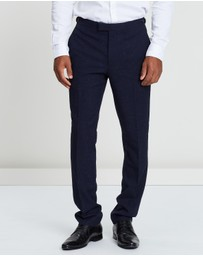 REISS - Fountain Slim Fit Formal Trousers