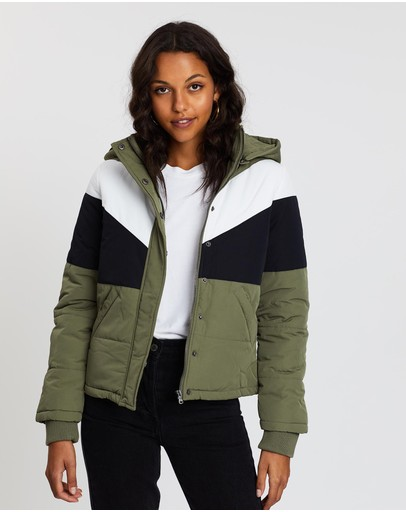 All About Eve - Rapid Panel Puffer Jacket