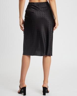 BWLDR Maya Skirt - Skirts (Black)