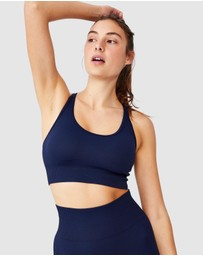 Cotton On Body Active - Lifestyle Rib Seamless Crop