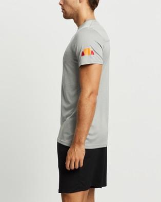 Ellesse - Pozzio Tee Short Sleeve T-Shirts (Grey Marle)