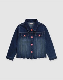 Billieblush - Denim Jacket - Kids