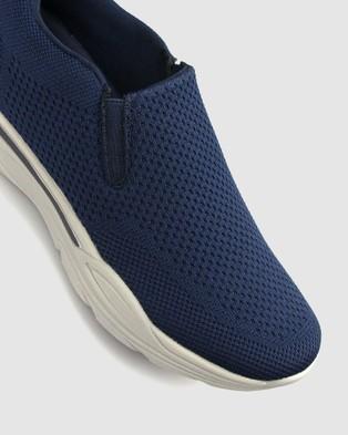 Betts Waldo Slip on Sneaker - Slip-On Sneakers (Navy)