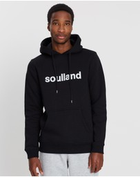 Soulland - Logic Googie Hooded Sweat