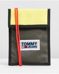 Tommy Jeans - Urban Varsity Hanging Pouch