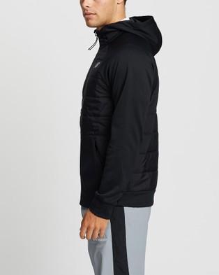 New Balance Tenacity Hybrid Puffer Jacket - Coats & Jackets (Black)