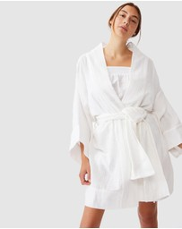 Cotton On Body - I Do Kimono Gown