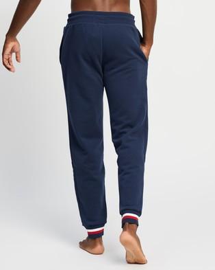 Tommy Hilfiger Signature Cuff Tapered Joggers - Sleepwear (Desert Sky)