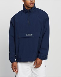 adidas Originals - 1/4 Zip Jacket