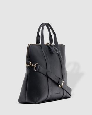 Louenhide - Rhodes Laptop Bag - Bags (Black) Rhodes Laptop Bag