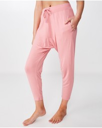 Cotton On Body - Sleep Recovery Drop Crotch Pants
