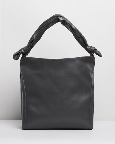 Helen Ruched Hobo Bag