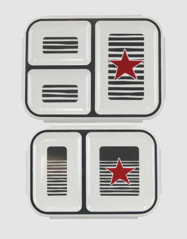 Bobbleart - Bento Box Pack Star and Stripe