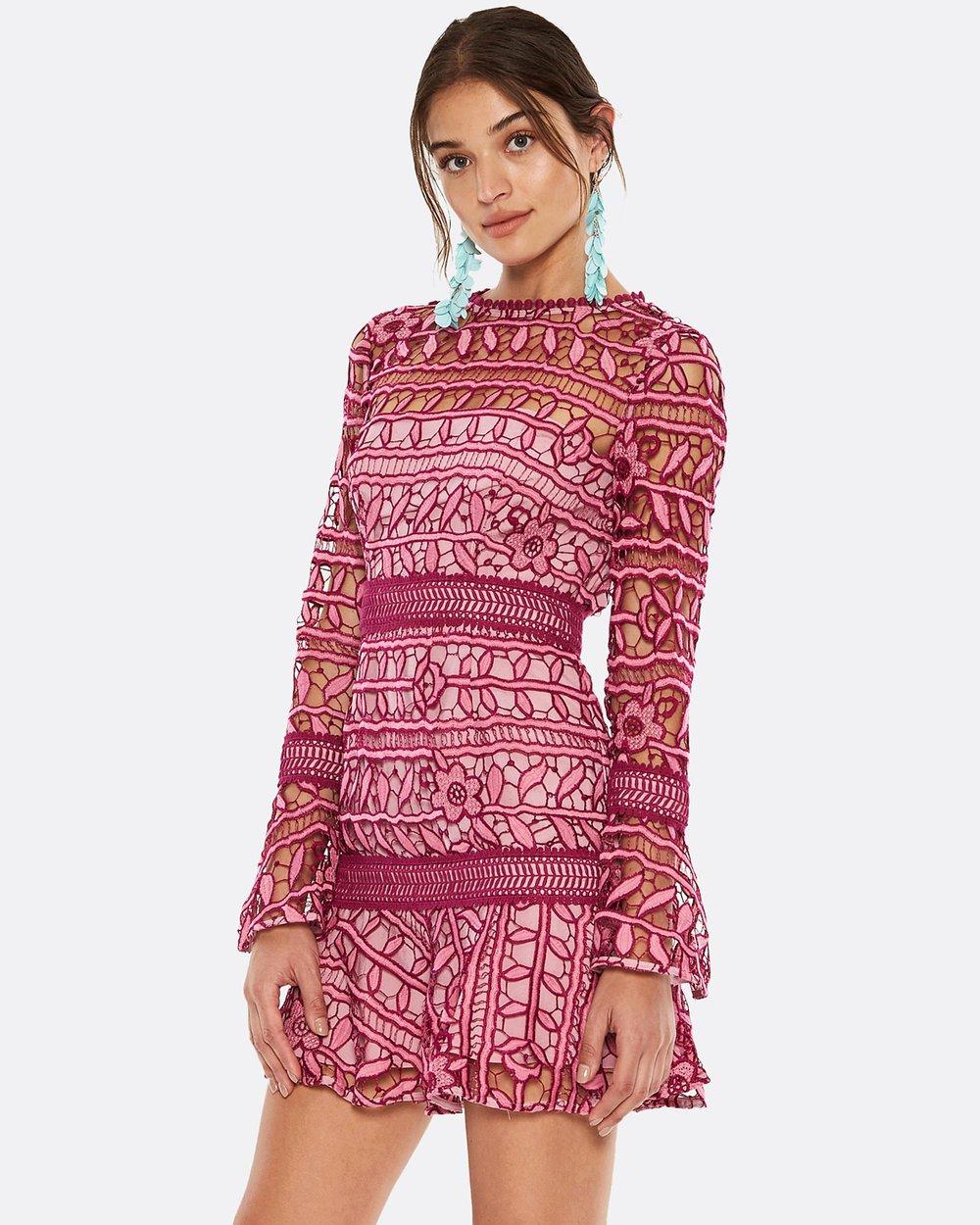 fe089ed286d3 Caprice Mini Dress by Talulah Online | THE ICONIC | Australia