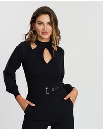 Karen Millen - Cut-Out Top