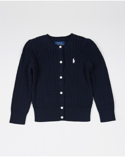 Polo Ralph Lauren - Mini Cable Cardigan - Kids