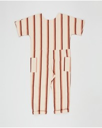 Feather Drum - Corey Jumpsuit - Kids