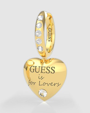 Guess Guess Is For Lovers - Jewellery (Gold)