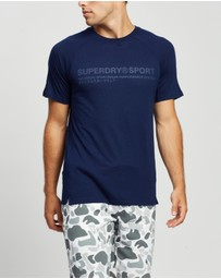 Superdry Sport - Training Tee