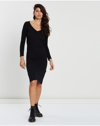 Silent Theory - Frontier Midi Dress