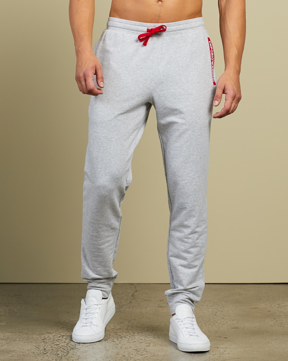Emporio Armani Underwear Trousers Sleepwear Grey