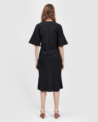 bul Wilsons Dress - Dresses (Black)