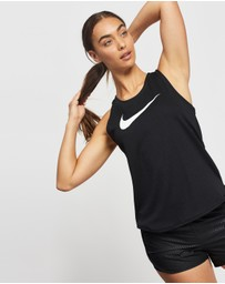Nike - Swoosh Run Tank - Women's