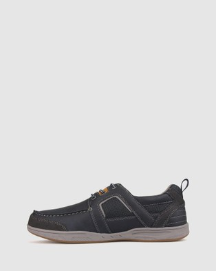 Betts Invade Casual Shoe - Lifestyle Sneakers (Navy)