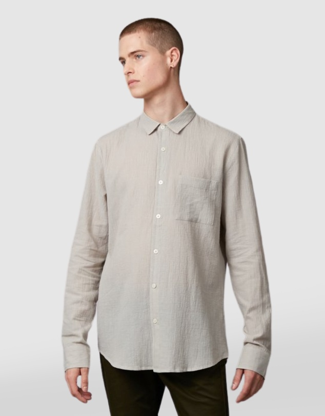 Nique - Matsuko Cotton Long Sleeve Shirt
