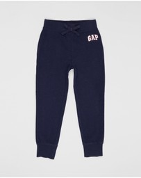 Embroidered Logo Pants - Kids