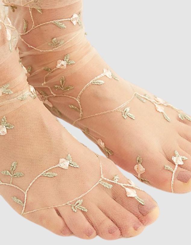 Women Spring Fling Sock