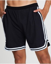 First Ever - Ballers Mesh Shorts