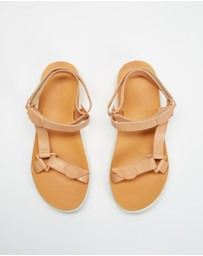 Ancient Greek Sandals - Poria Vachetta