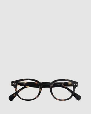 IZIPIZI Screen Junior Collection C - Sunglasses (Brown)