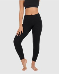 Dharma Bums - Wonder Luxe Plain Leggings 7/8