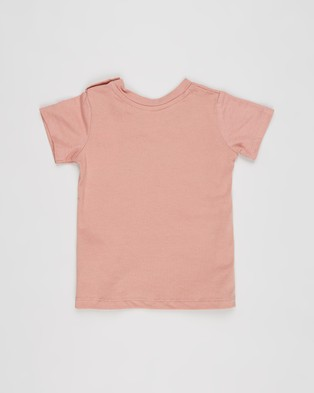 Cotton On Baby - Jamie Short Sleeve Tee   Babies - Clothing (Clay Pigeon & Human Kind) Jamie Short Sleeve Tee - Babies