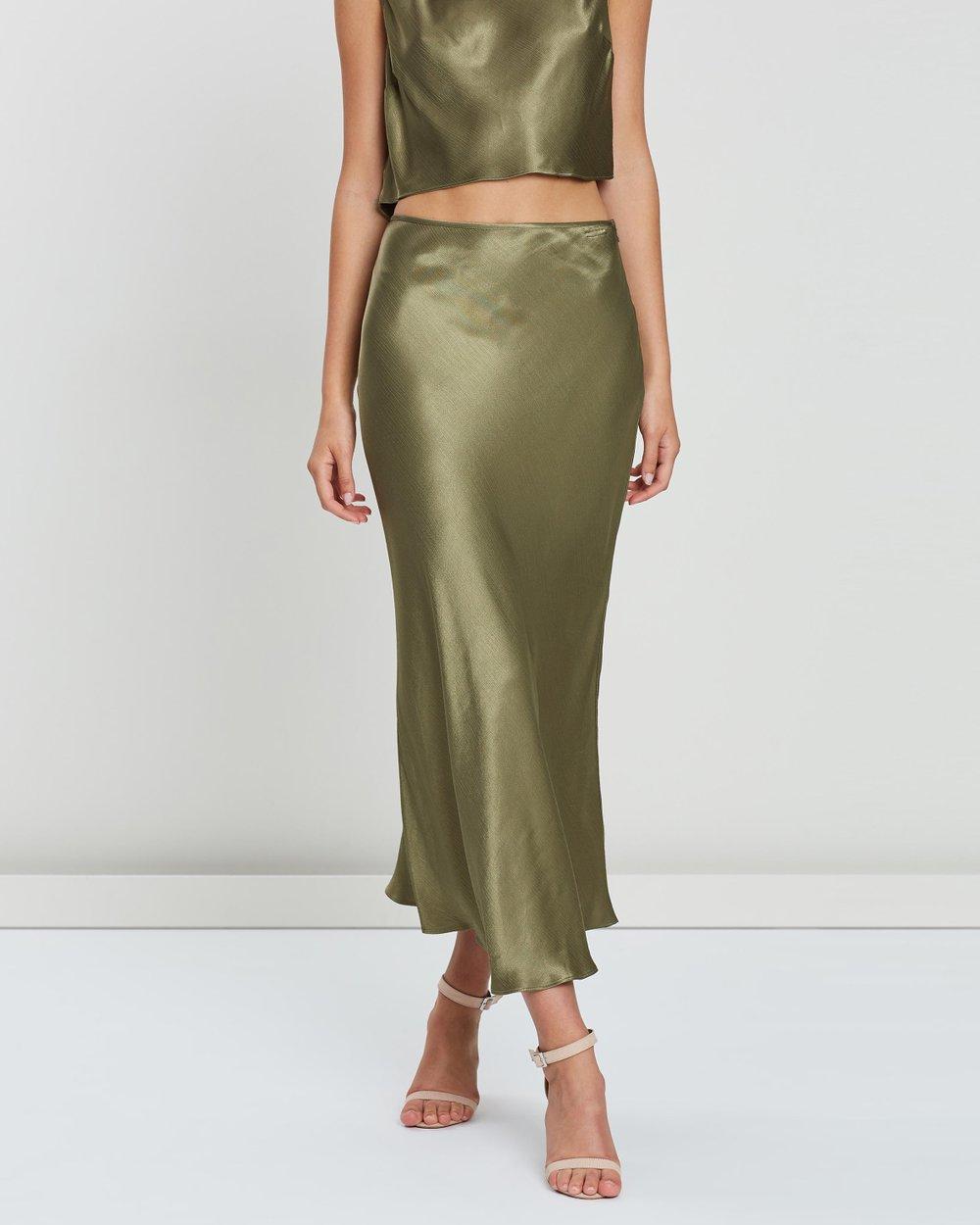 07204e78fb5 Midnight Dance Midi Skirt by Bec   Bridge Online