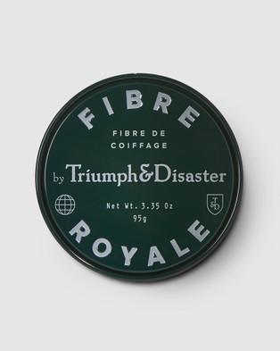 Triumph & Disaster Fibre Royale - Beauty (White)
