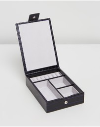 Smythson - Mara Travel Tray Jewellery Box