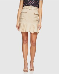 Oxford - Goldie Military Skirt