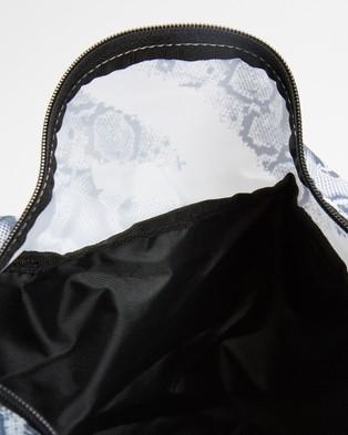 Puma Essentials Barrel Bag - Duffle Bags (Puma White & Untamed)