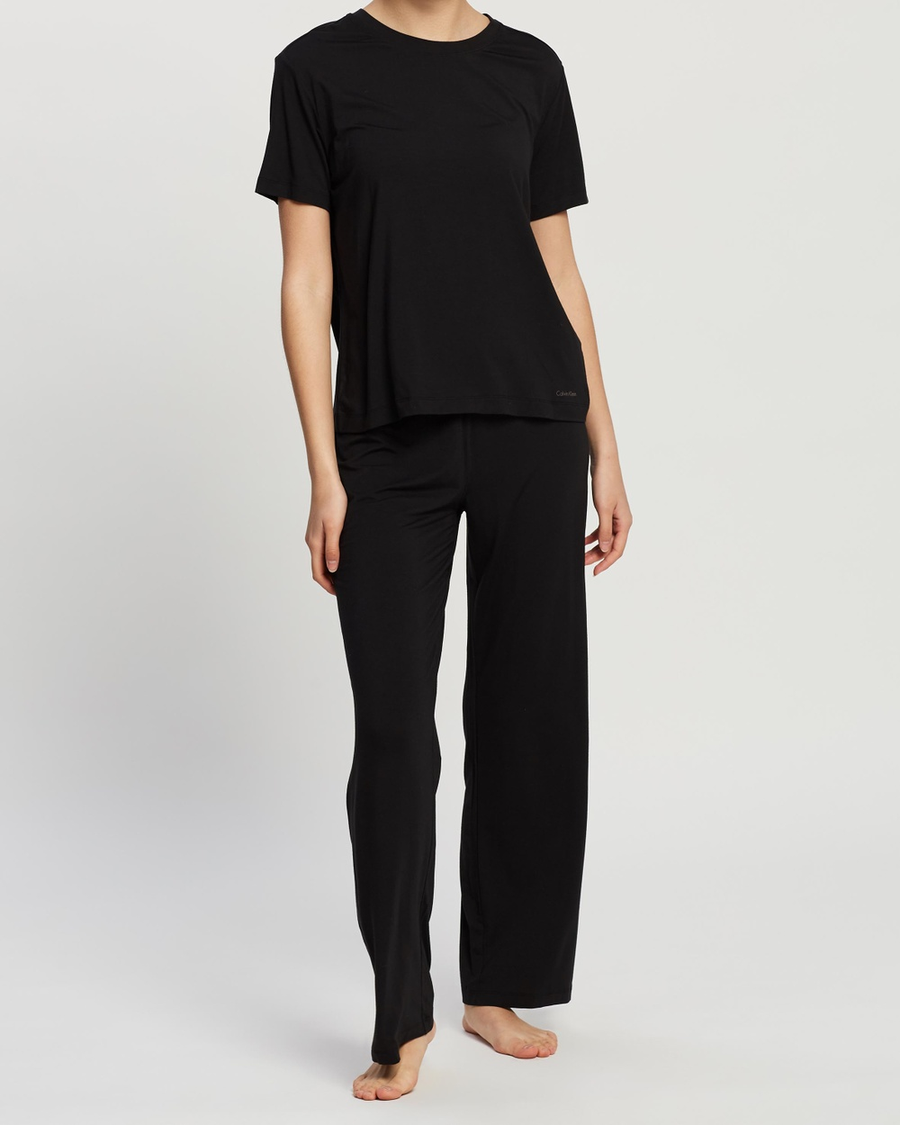Sophisticated Lounge Na Only SS Crew Neck Tee - Sleepwear